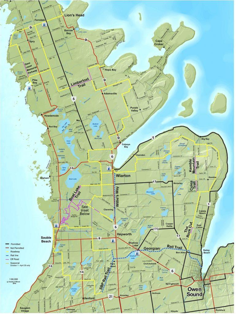 Maps – SBPATV